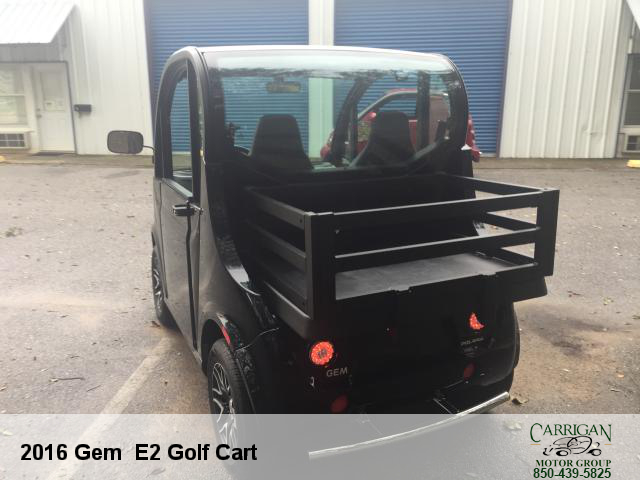 2016 Gem  E2 Golf Cart